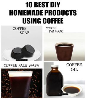 DIY EYE CREAM FOR DARK CIRCLES – Coffee is naturally full of antioxidants and caffeine which assist the skin's ability to heal, restore, firm and tighten. READ MORE >> COFFEE FACE WASH –Coffee removes the upper, dead layer of skin, and gives a healthy and instant glow. The anti oxidant properties in coffee will boost