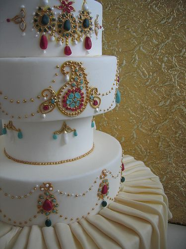 17 best images about jeweled cakes on pinterest design - Jewel cake decorations ...