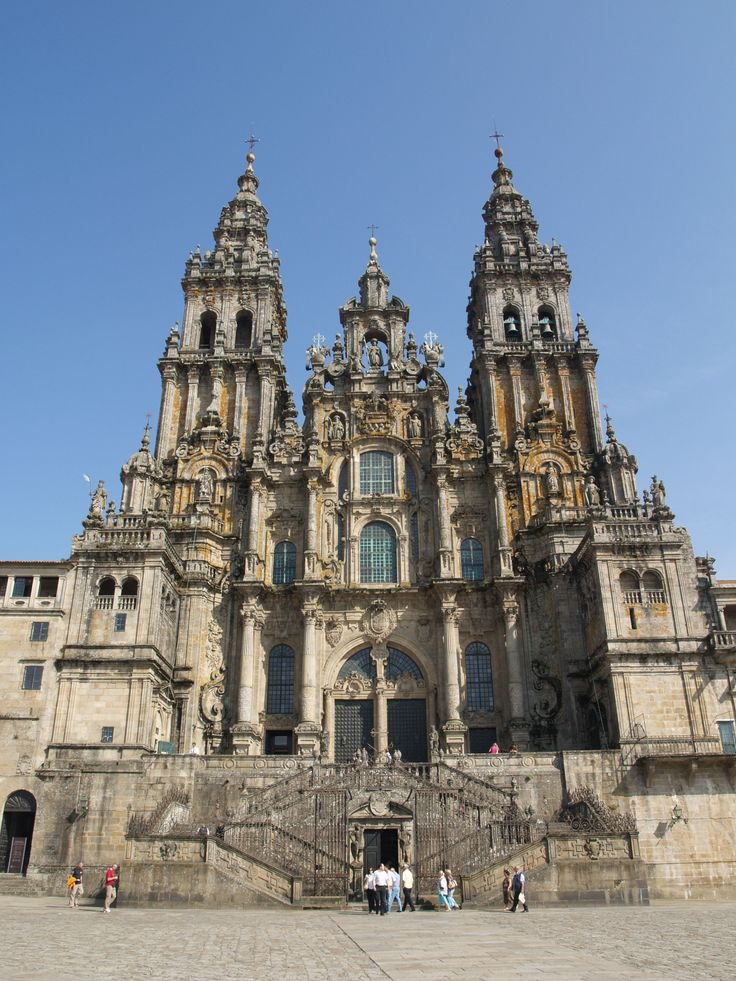 Santiago de compostela catedral isitios pinterest - Persianas santiago de compostela ...