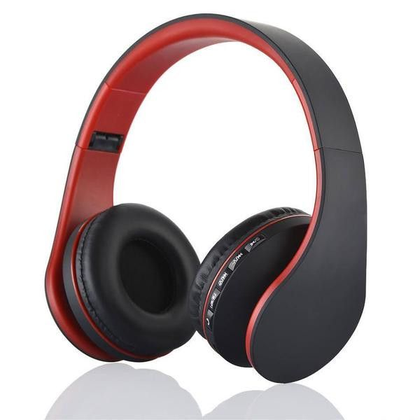 Wireless Noise Canceling Headphones with Mic