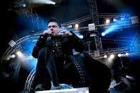 Roy Khan - dark and mysterious!