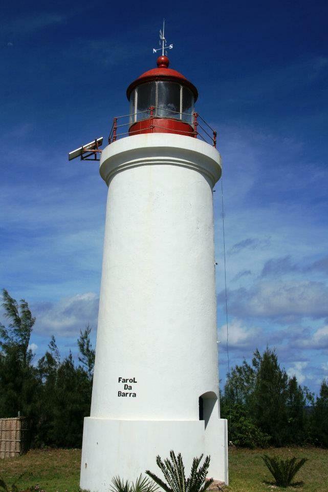 Punta da Barra Light, Mozambique