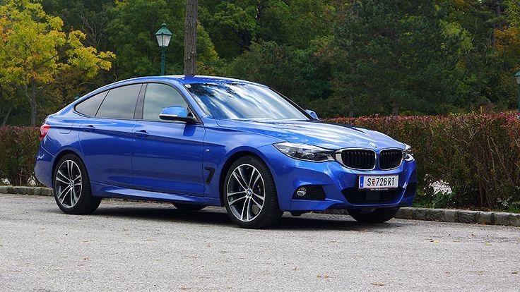 BMW 3er GT: Große Klappe, viel dahinter - Auto - derStandard.at › AutoMobil