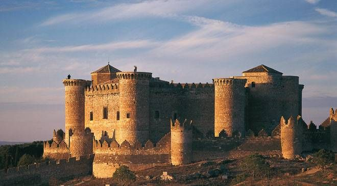 Castilla La Mancha is situated in the heart of Spain. It