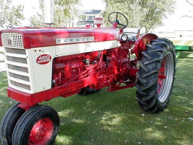 farmall tractors   Farmall Tractor