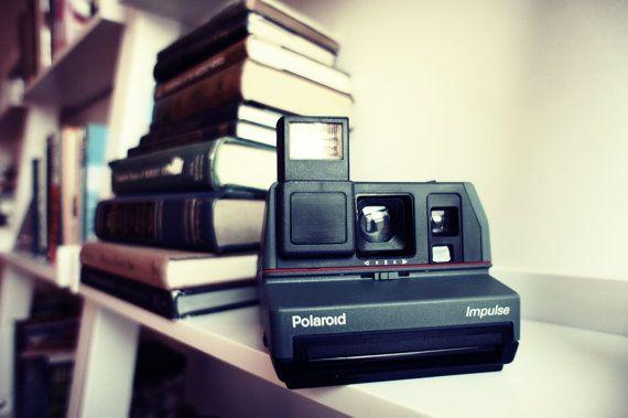 Polaroid Camera Impulse 600  Film Tested Working by ForgottenCharm, $30.00
