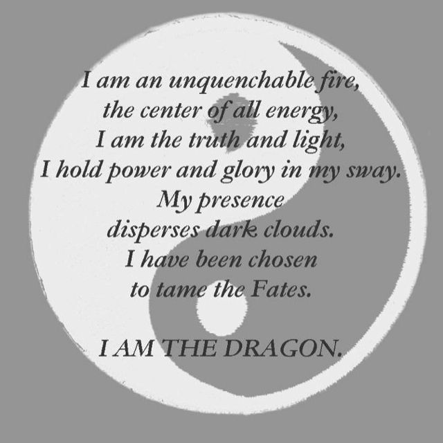 I am the Dragon, ( and I am secretly planning my pregnancies according to the year the child would be born in)