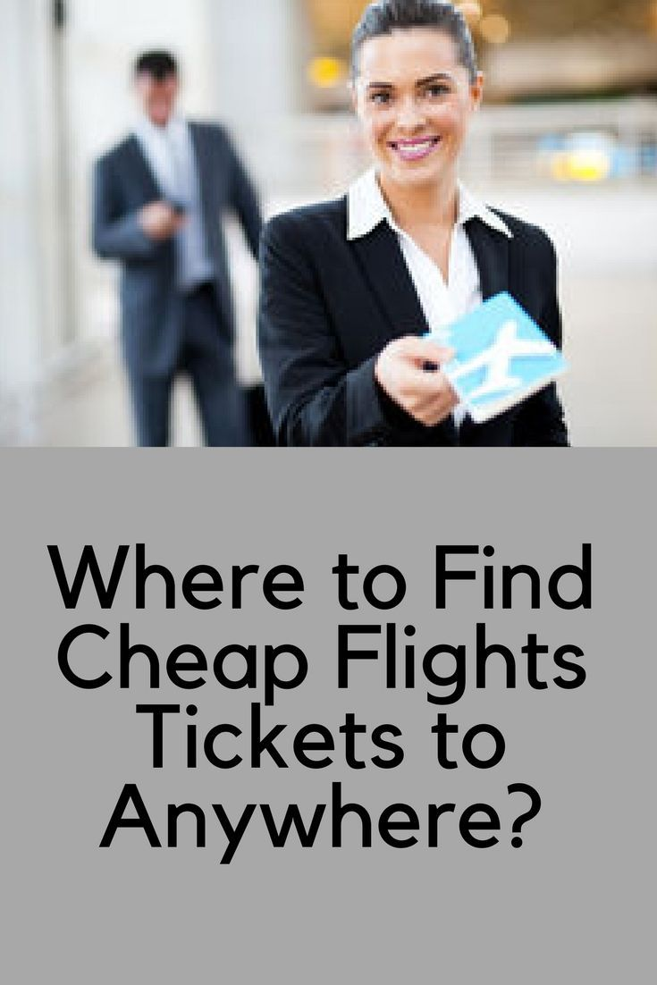 Super Saver Flight Deals Anywhere.  Click on Pin.
