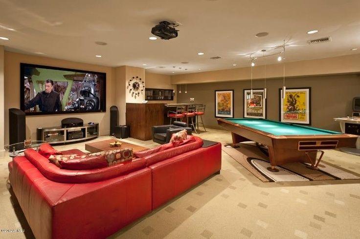 Masculine Game Room Designs Home Decor That I Love Pinterest