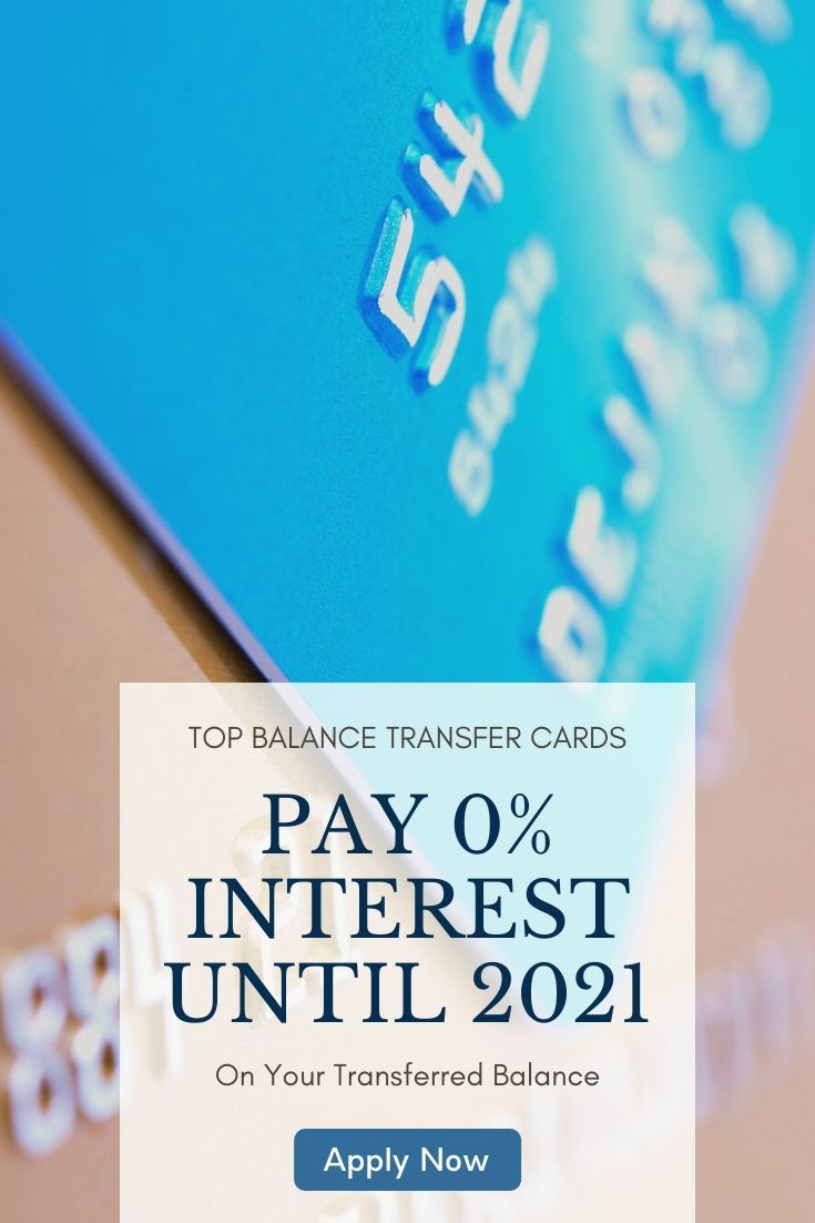 Best Balance Transfer Credit Cards December 2020 Update 0 Apr Until 2022 Balance Transfer Cards Balance Transfer Credit Cards Credit Card Transfer