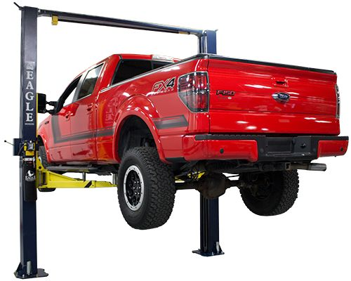Check out the deal on 2 Post Car Lift 12,000 lb. Capacity at Eagle Equipment