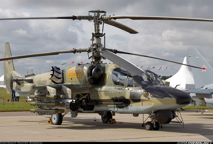 Attack Helicopter | Cool Jet Airlines: Kamov Ka-50 Russian attack helicopter