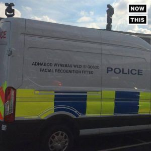 Big Brother is always watchingThis facial recognition van just proved successful in catching crim #news #alternativenews