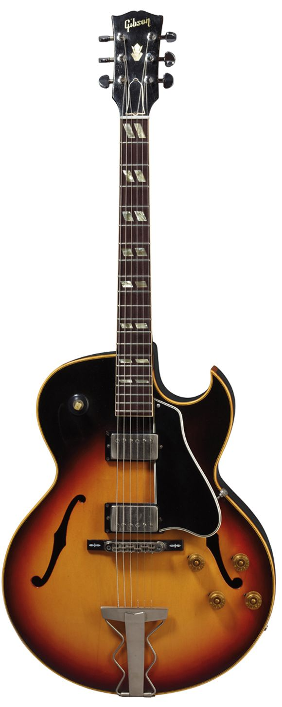Steve Howe's historic 1964 Gibson ES-175D