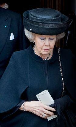 Princess Beatrix, Mar 21, 2017 | Royal Hats