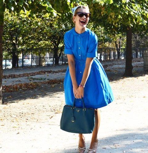 Το all day φόρεμα-πουκάμισο #jennygr