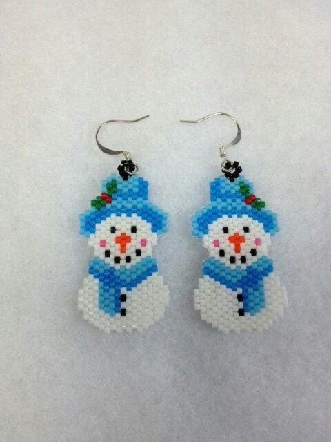 5912 Best Beading Christmas Ornaments Amp Jewelery Images On