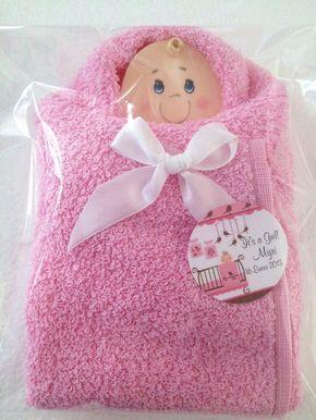 Toma nota de estas originales y divertidas ideas para regalar toallas pequeñas en fiestas como cumpleaños, baby showers, o xv años. Son un ...