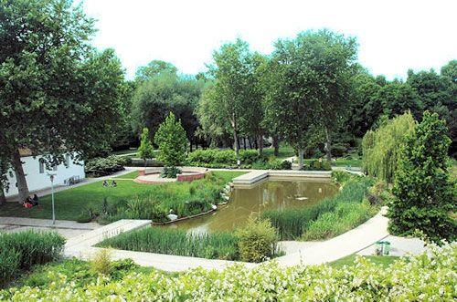 Top 5 du quartier #Bercy: le parc de Bercy #75012