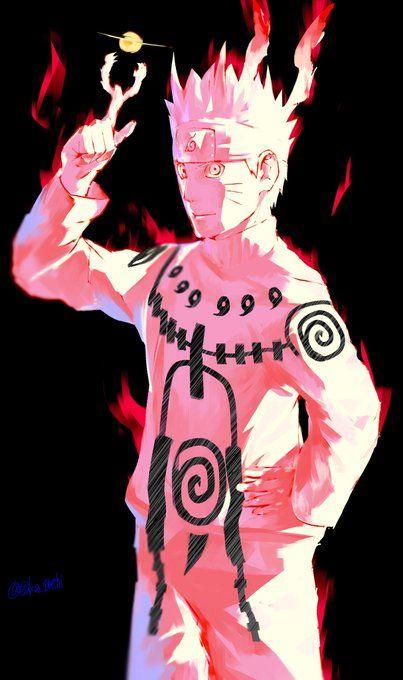 Naruto Uzumaki || Naruto Shippuden