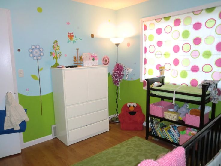 Girls Bedroom Green 35 best green girls room images on pinterest | girl rooms, kid