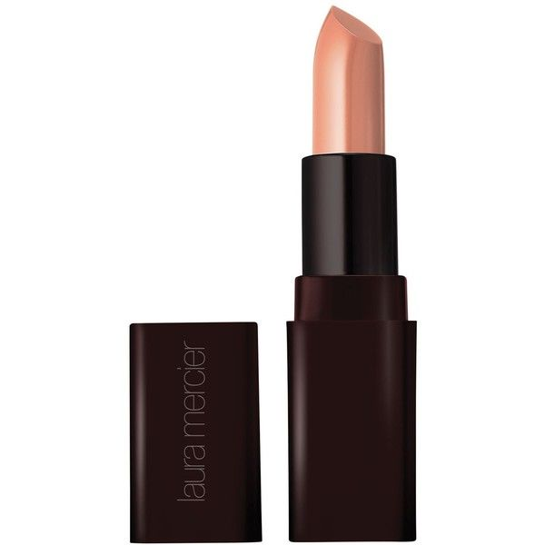Laura Mercier Creme Smooth Lip Colour - Colour Plum Orchid (545 EGP) ❤ liked on Polyvore featuring beauty products, makeup, lip makeup, lipstick, laura mercier lipstick and laura mercier