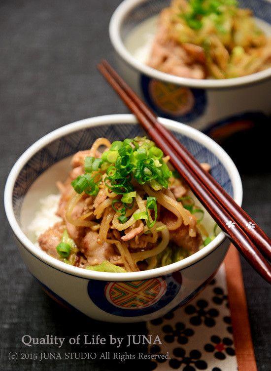 美味しいのに楽しく節約もできる!簡単丼ものレシピ10選! #料理好きな人と繋がりたい #日本自炊協会 #Twitter家庭料理部