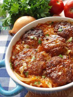 La cuisine creative: Ćuftice - ideje za brzzi ručak:)