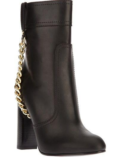 DSQUARED2 Chain Detailed Boot