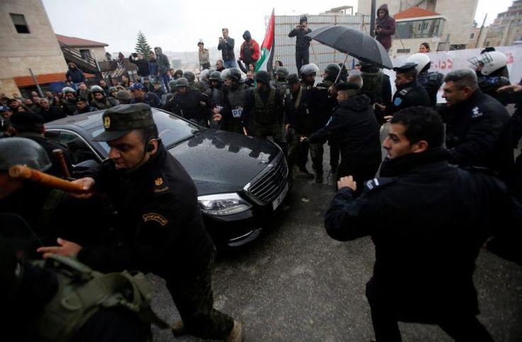 Δημιουργία - Επικοινωνία: Βηθλεέμ: Επιτέθηκαν στο αυτοκίνητο που μετέφερε το...