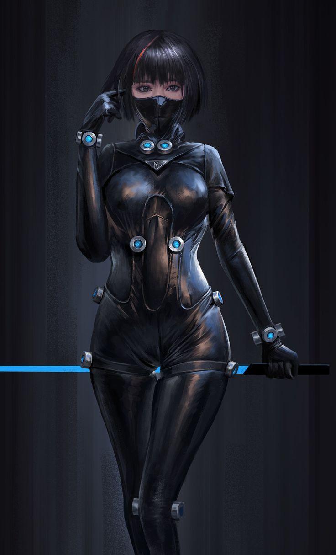 ArtStation – 19, Yang Hong – #ArtStation #cosplay …