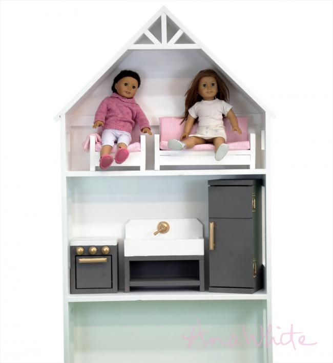 """17 Best Images About 18"""" Or American Girl Doll Furniture"""