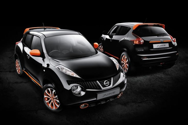 Your Way: Nissan UK Launches Customization Program for Juke - Motor Trend WOT