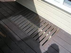 Deck Window Well Cover
