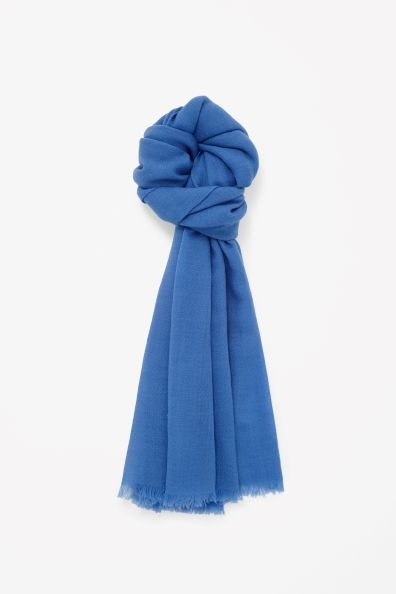 Fine wool scarf