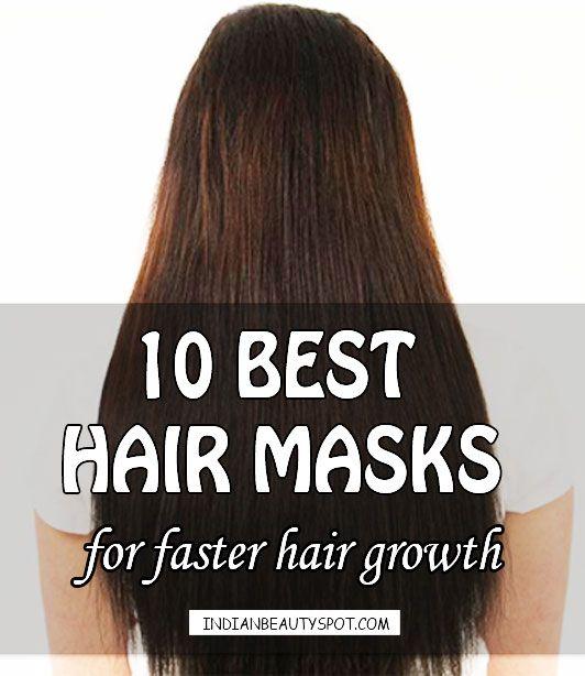 10 Ways To Make Your Hair Grow Faster Beauty Tricks Grow Hair