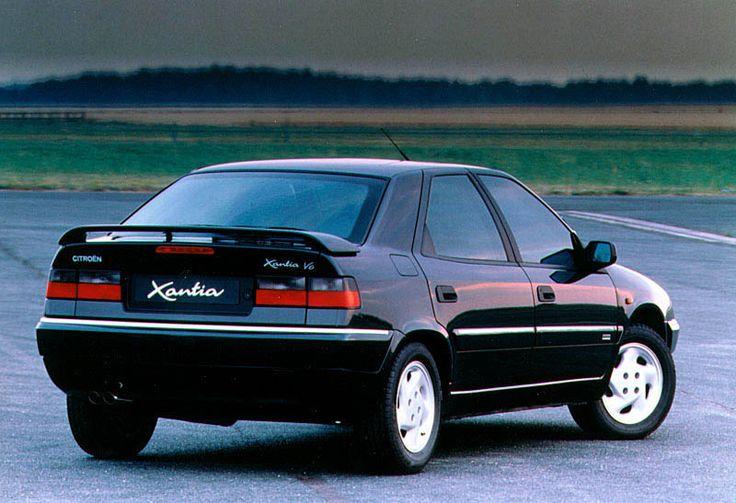 1997 Citroen Xantia V6 Activa