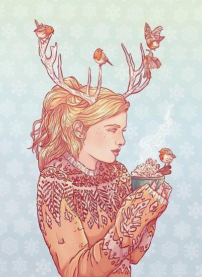 Weihnachtsdesign   Winterdesign   Weihnachten   Winter   gemütlich   hygge   Zuhause   Deko