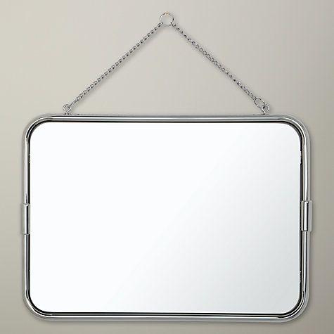 Buy John Lewis Restoration Rectangular Bathroom Wall Mirror Online at johnlewis.com