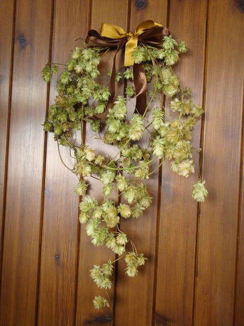 Una ghirlanda di luppolo http://lefotodiluisella.blogspot.it/