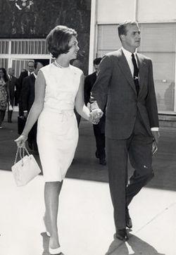 queen sofia | Tumblr-young Queen Sofia and King Juan Carlos
