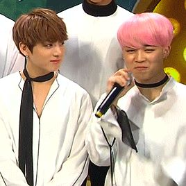 Get you a man that looks at you like Jungkook looks at Jimin