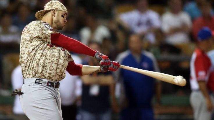Las Grandes Ligas MLB: Derby de Jonrones en la SC