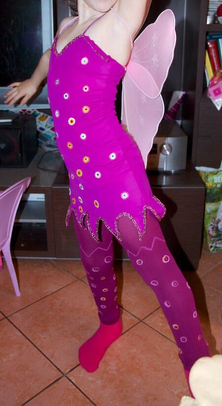 Mia and Me Costume