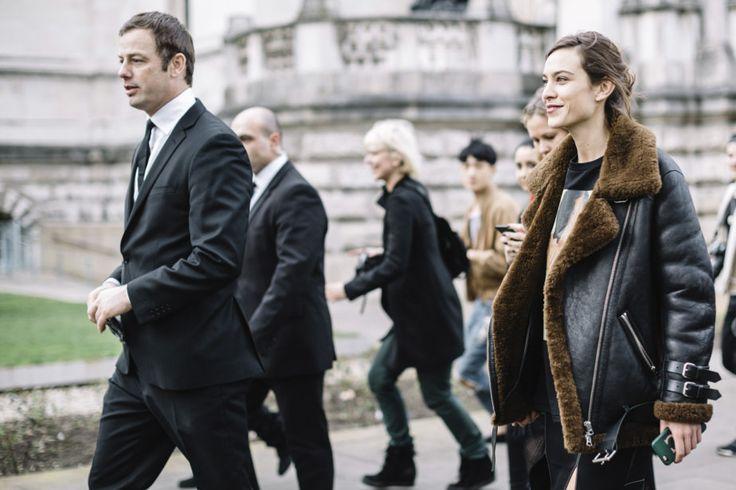 Semana de la Moda de Londres, febrero 2017: día 4
