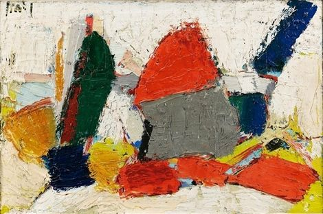 Nicolas de Staël, Untitled, 1949