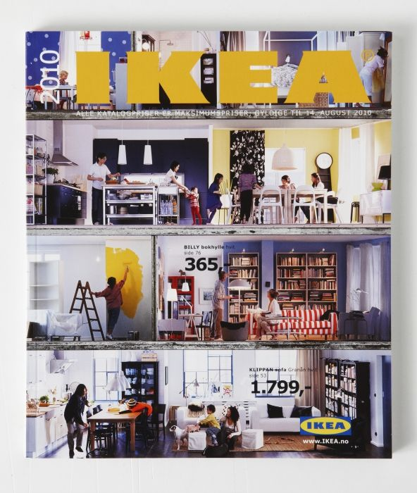 small spaces ikea