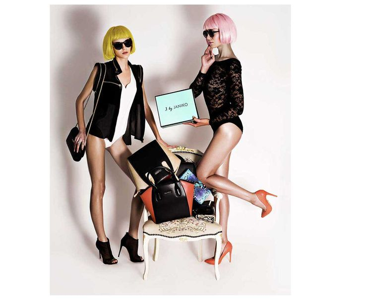 J-by-Janiko shoes and bags only on www.cbstore.eu