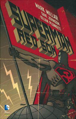 Comic-Soon: SUPERMAN: RED SON, RECENSIONE DEL FUMETTO IN VERSI...