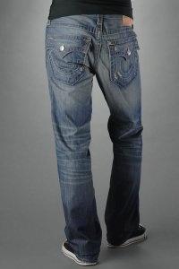 True Religion Mens Jeans Walker XXX - Panhandler